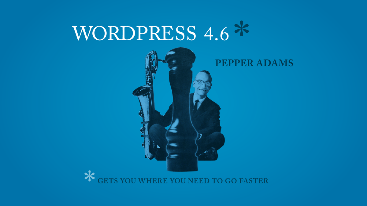 WordPress-4.6-Pepper-Released