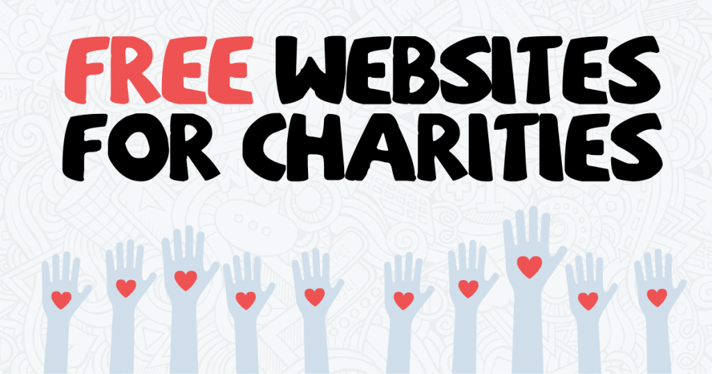 Free Hosting for Charities