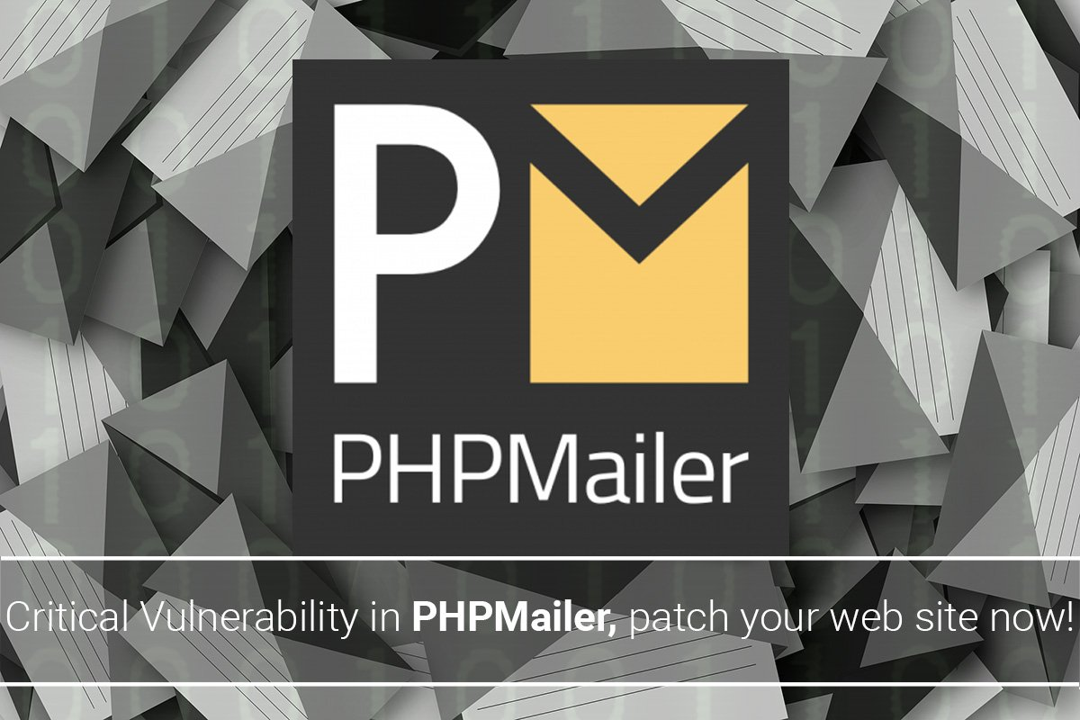 Vulnerability in PHPMailer | Email Security Check | Kualo