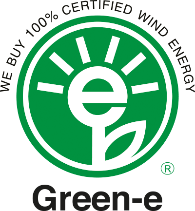 Green-E Certified Hosting