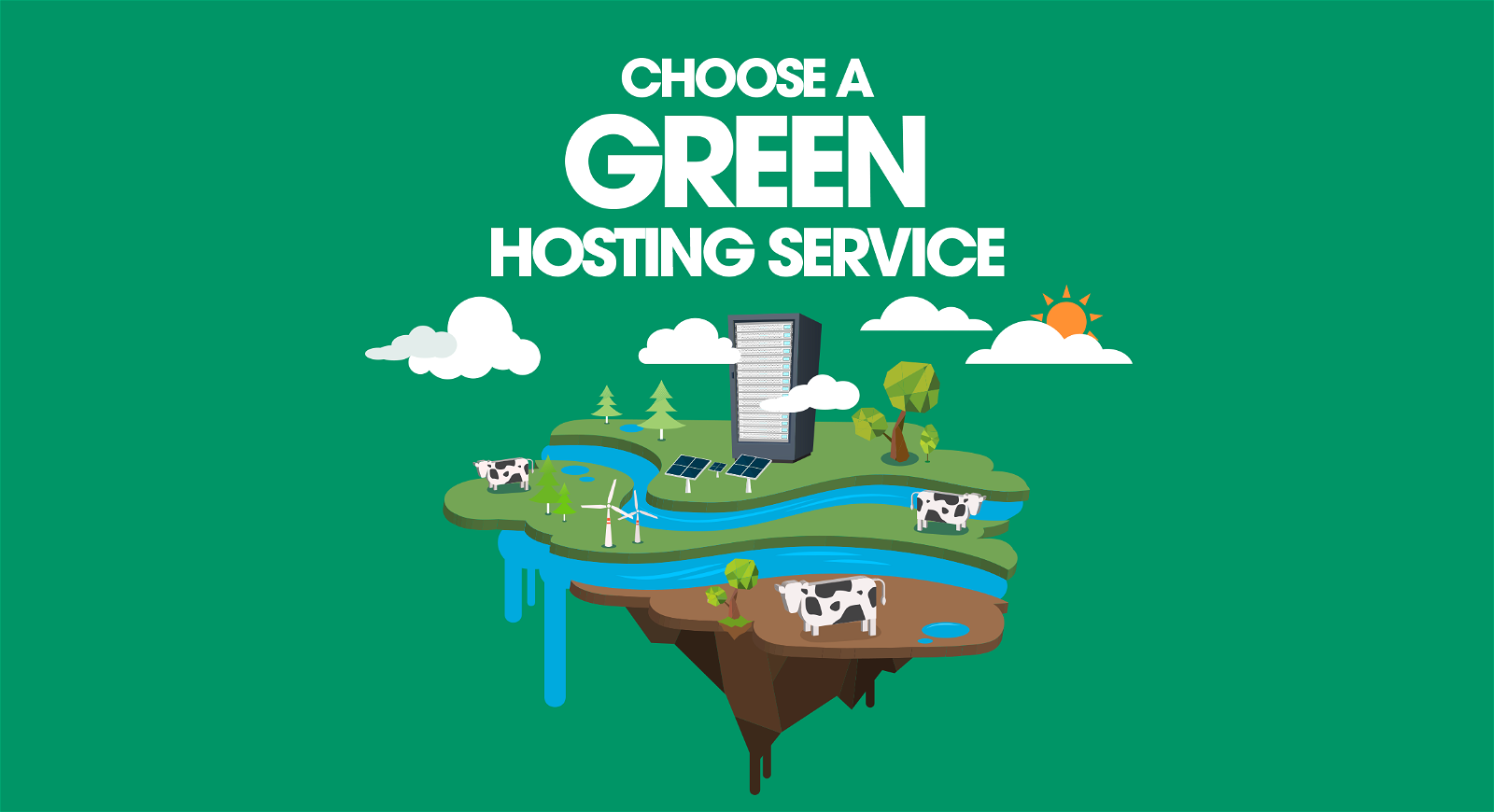 Green Eco Web Hosting Powered By Renewable Energy Kualo Blog Useful Windmill Power Systems Not The Mean Choice