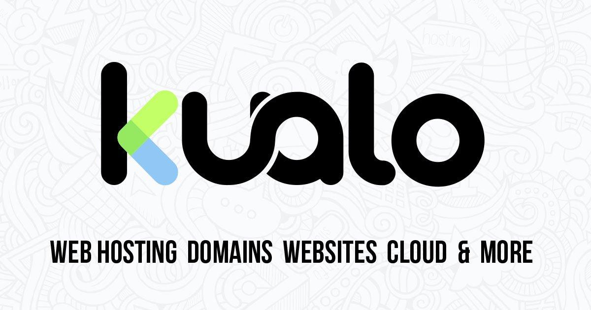 Site Hosting, Domain Registration & Cloud Hosting | Kualo